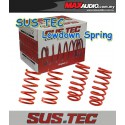 NISSAN S 240 SX/14 1995 SUSTEC Lowered Sport Spring [CSP-DS425W]